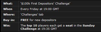 100k challenge