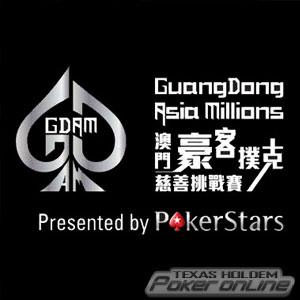 PokerStars GuangDong Asia Millions Won by Heinecker