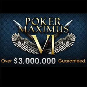 Carbon Poker Release Poker Maximus VI Details