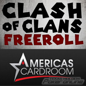 ACR Clash of Clans Freerolls