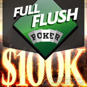 Game of Poker Thrones for $100K on Full Flush