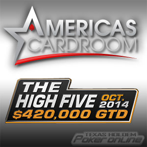 Dates for ACR´s High Five Series III Announced