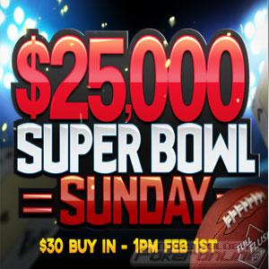 Full Flush Poker Plans Massive Super Bowl Weekend