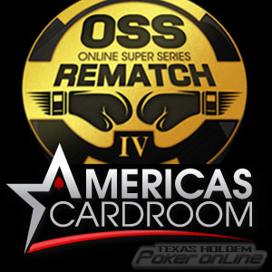 Americas Cardroom to Re-Run Online Super Series IV