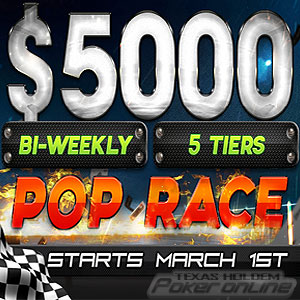 Full Flush Poker Introduces Multi-Tier Rake Races