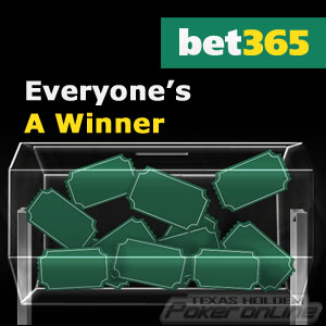 Everyone´s a Winner at Bet365
