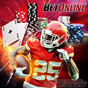NFL Rake Race at Betonline Poker