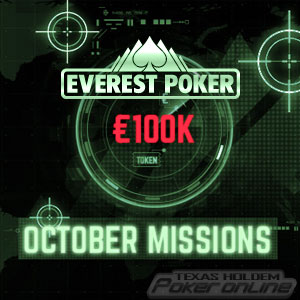 Everest Poker €100K Missions