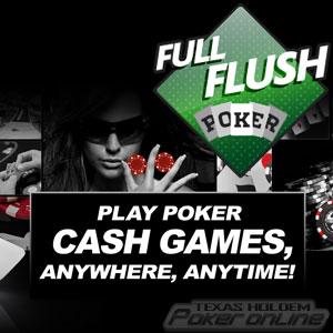 Full Flush Poker Mobile App