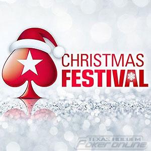 PokerStars Christmas Festival