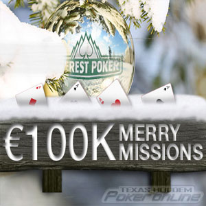 Merry Missions at Everest Poker