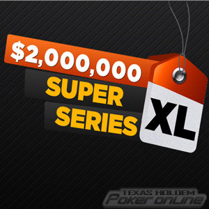 Super XL Series 2016 at 888 Poker