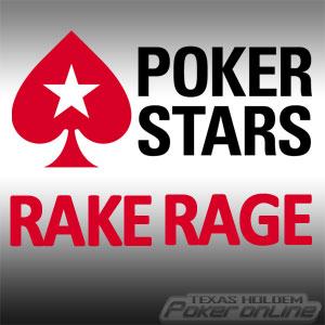 PokerStars Rake Rage
