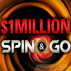 $1 Million Spin & Go at PokerStars