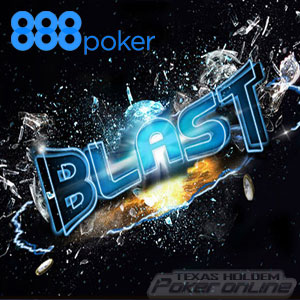 888 Poker Blast