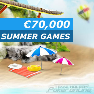 Summer Games on the iPoker Network