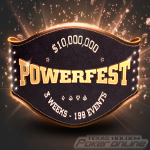 PowerFest at Party Poker