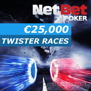 Twister Races at NetBet!