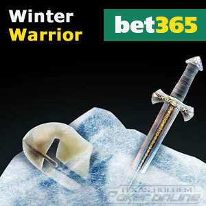 Winter Warrior at Bet365