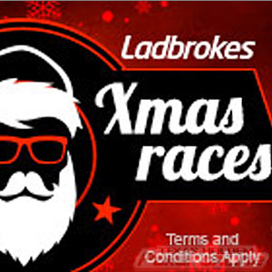 Christmas Cash Race at Ladbrokes Poker