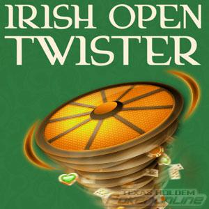 Irish Open Twister at Ladbrokes