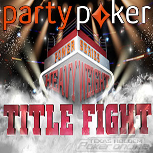 Title Fight at Party Poker