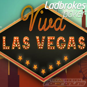 Viva Las Vegas at Ladbrokes Poker