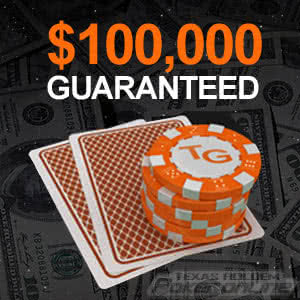 $100K Guaranteed Main Event at Tiger Gaming