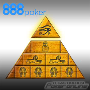 $1 Million Golden Pyramid at 888Poker