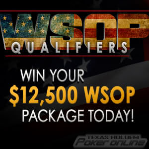 WSOP Qualifiers at Americas Cardroom