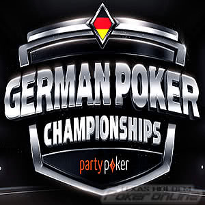 German Poker Championships at Party Poker