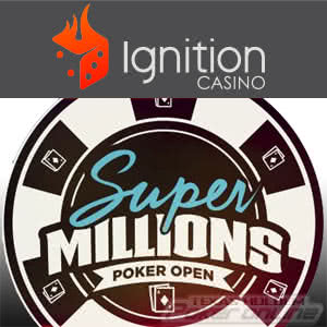 Super Millions at Ignition Casino Poker Room