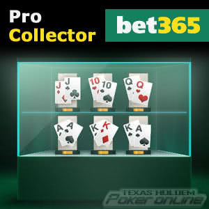 Bet365 Poker's Pro Collector
