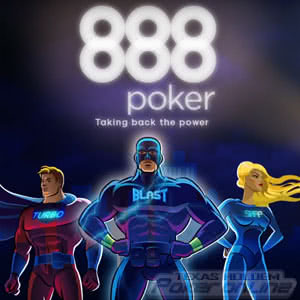 Acution Squad Scratchcard at 888 Poker