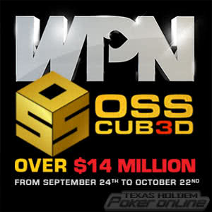 $14 Million OSS Cubed at WPN