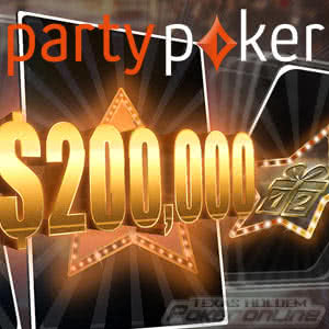 Party Poker´s 12 Days of Xmas