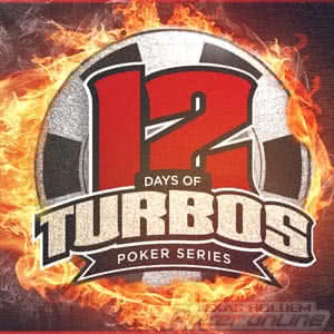 Twelve Days of Turbos at Ignition Poker