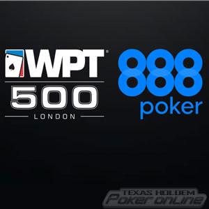 888Poker & WPT500 UK