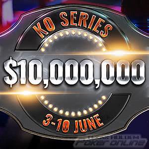 Party Poker KO Series Jun 2018