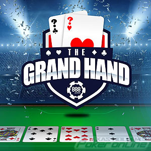 888Poker's The Great Hand Promo