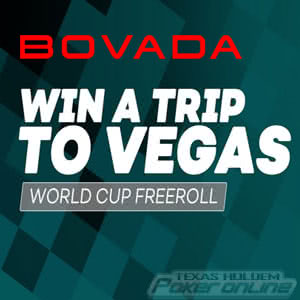 Bovada World Cup Freeroll