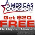 Americas Cardroom: Free Poker Money. No Deposit Required!