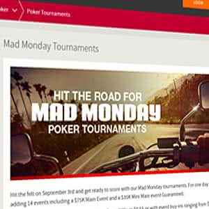 Mad Monday Poker Tournaments at Ignition