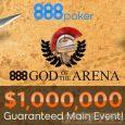 888 Poker Announces God of the Arena PKO Poker Series