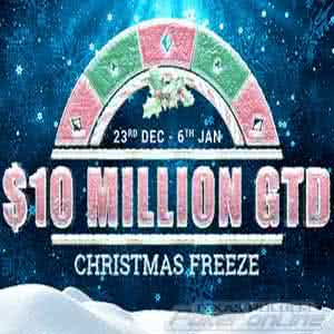 Party Poker $10M Christmas Freeze