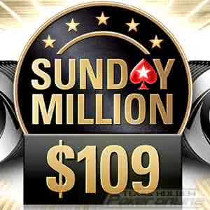 PokerStars Sunday Million Reduced Buy-In