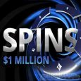 Party Poker Rebrands SNG Jackpot to SPINS & Offers $1M Prize