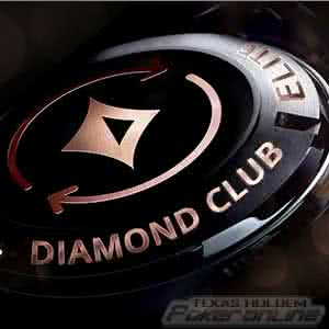 Party Poker 60% Rakeback: Diamond Club Elite: