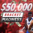 BetOnline $50,000 NCAA Tournament Bracket Madness Contest