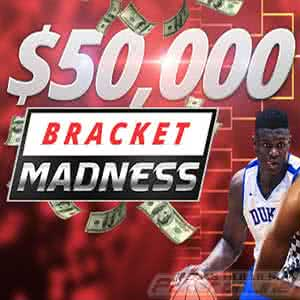 BetOnline $50,000 NCAA Tournament Bracket Madness